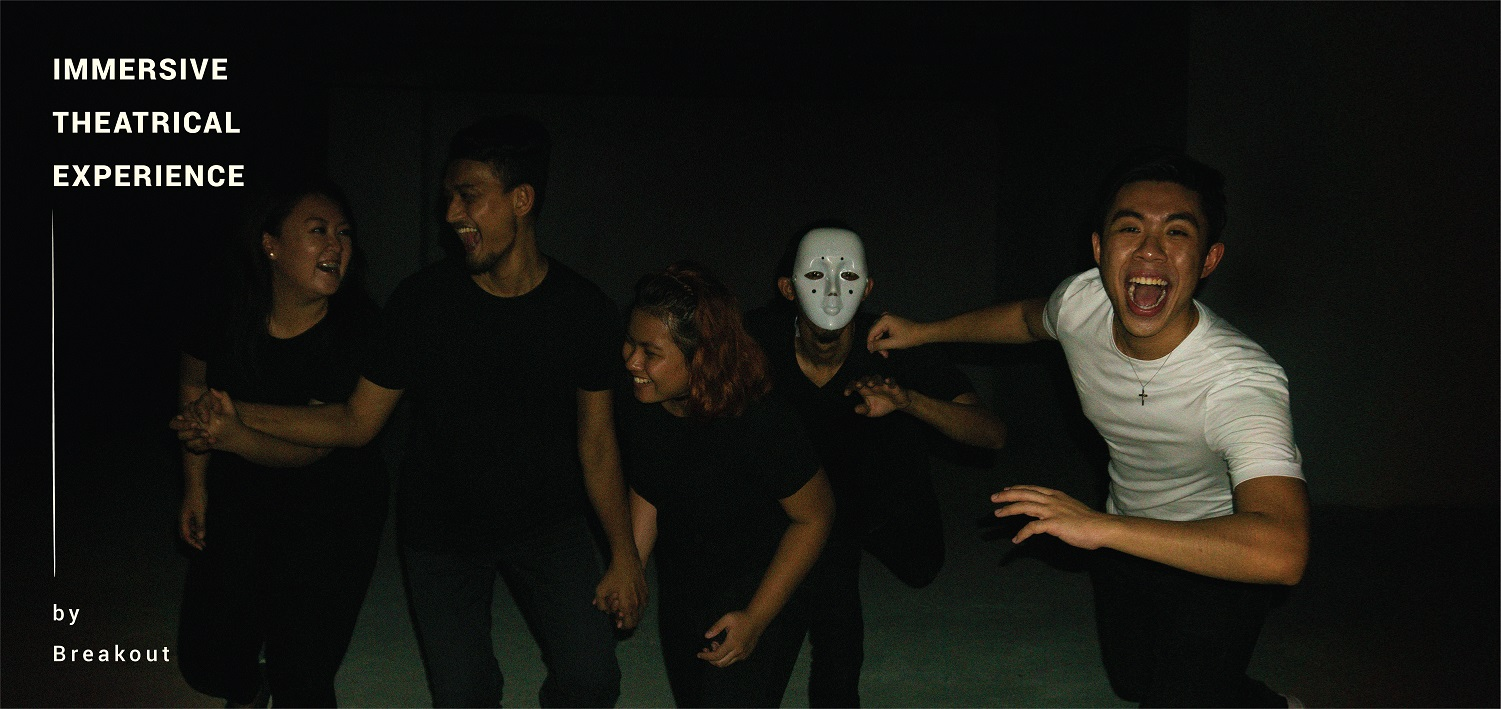 Hauntu - first immersive horror experience in Malaysia