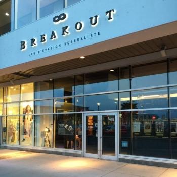 Breakout @ Quartier Dix30 Canada